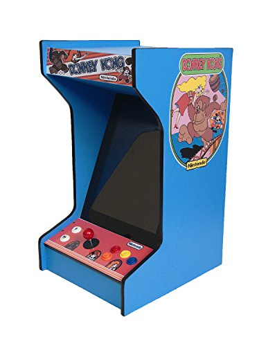 Tabletop/Bartop Arcade Machine With 412 Games (Kong Donkey Arcade Game)