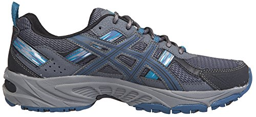 ASICS Men's Gel-Venture 5 Running Shoe (8 D(M) US, Black/Ink/Ocean) by ASICS (Image #3)