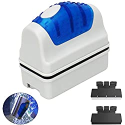 Jasonwell Magnetic Aquarium Fish Tank Glass Algae Glass Cleaner Scrubber Floating Clean Brush(S)