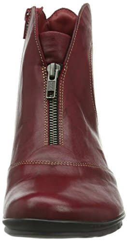 Rouge Kombi Bottines Multicolore Bessa Rosso 3 Think femme 72 gxpCWn