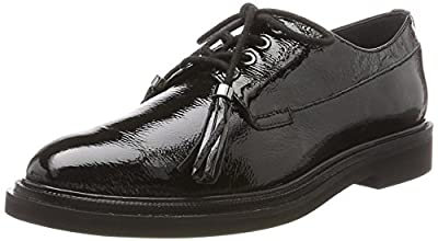 Kenneth Cole New York Women's Annie Menswear Style Oxford Patent