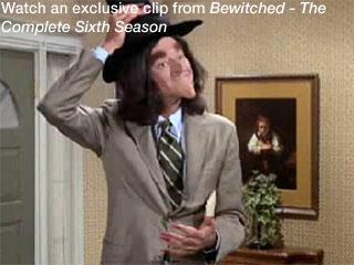 Amazon com: Bewitched: Season 6: David White, Agnes