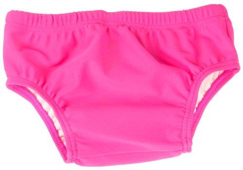 Baby BanZ UV Swim Diaper, Pink Mermaid, 6 12 Months