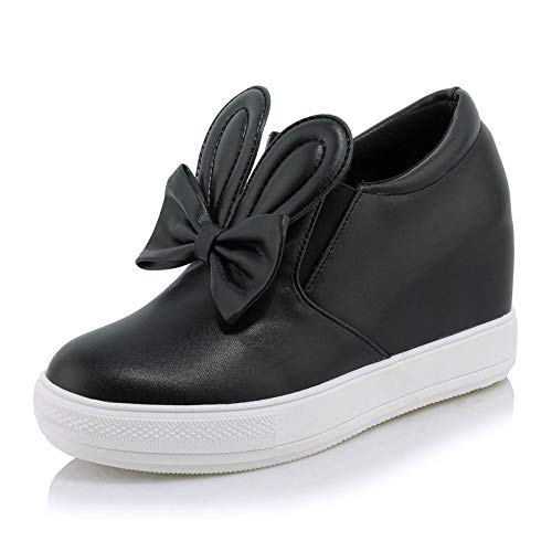 Shoes Platform Increase Internal Black Women's nRq4SW5W