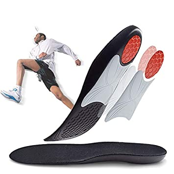 KOTWCG Zapatos de PU Suave Plantillas para Hombre Poliéster ...