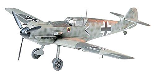 Tamiya Models Messerschmitt Bf109 E-3 Model Kit ()