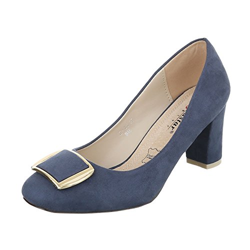 Ital-Design - Cerrado Mujer Azul