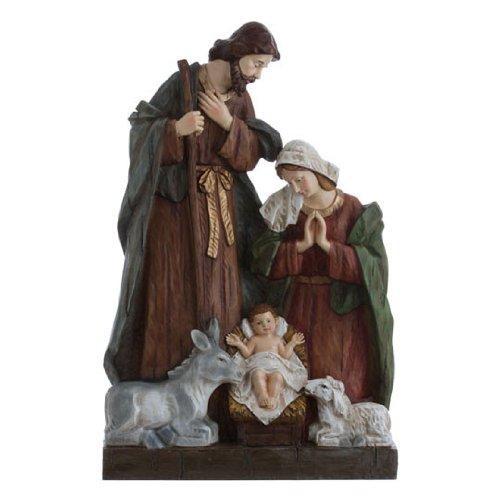 RAZ Imports - 26'' Nativity Holy Family Scene by RAZ Imports