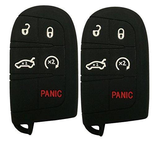 Amazon.com: Funda protectora de silicona para llave de coche ...