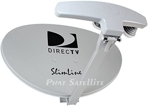 Directv Five LNB Ka/ku Slim Line Dish Antenna for Mpeg-4 C Hd Programming Sl5 (Au9-s)