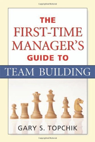 First Time Manager Ebook