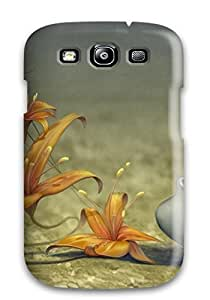 New Design On IvEETKg1198COurJ Case Cover For Galaxy S3