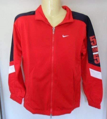Nike Junior 5 en 5 Chándal - Rojo, Extra Grande - 13-15 Años ...