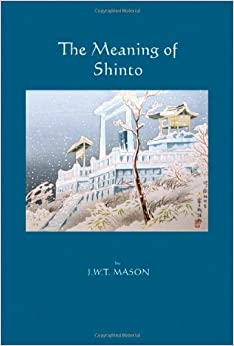 Book The Meaning of Shinto