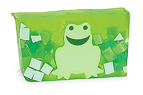 Soap Frog - Primal Elements Soap Loaf, Green Frog, 5-Pound Cellophane