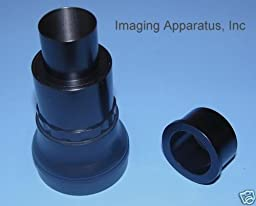 MICROSCOPE LENS ADAPTER FOR CANON DIGITAL CAMERAS