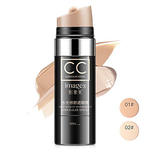 Women Face Makeup Concealer Stick for Concealing Dark Circle Acne Mark by Aoile (Concealer Maybelline Ivory Stick Cover)