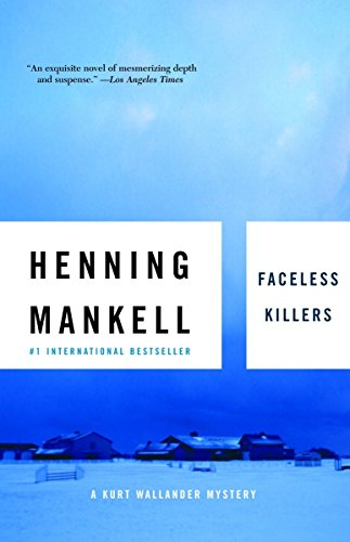 Books : Faceless Killers