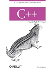 C++ Pocket Reference: C++ Syntax and Fundamentals