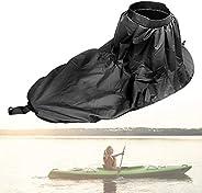 Yosoo Health Gear Kayak Spray Skirt, Universal Kayak Spray Skirt Waterproof Canoe Skirt Cover Accessories for