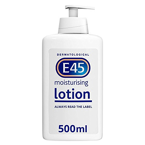 Ml 500 Lotion (E45 Dermatological Moisturising Lotion (500ml))