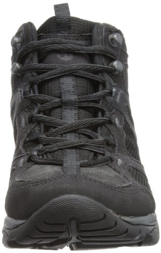 Chaussures Femme Daria Outdoor Multisport Mid Merrell Carbon Black qgTEw