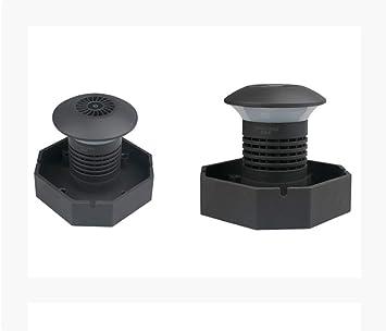 Cenicero Purificador De Aire Fresco Portátil Purificador De Aire Enfriador Elimina Humo, Carga USB,