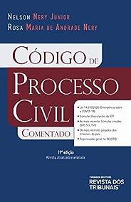 Código De Processo Civil Comentado 19º Edição