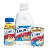 ENSURE PLUS STRAWBERRY 57269 4/6PK 8oz by ROSS HOME CARE *** by ROSS HOME CARE ***