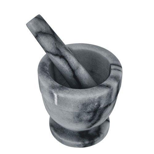 Judge Mortar and Pestle, Grey, 10.5 x 10 cm Horwood H356G
