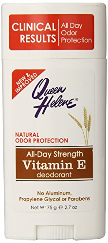 Queen Helene Vitamin E Deodorant Stick, 2.7 Ounce -