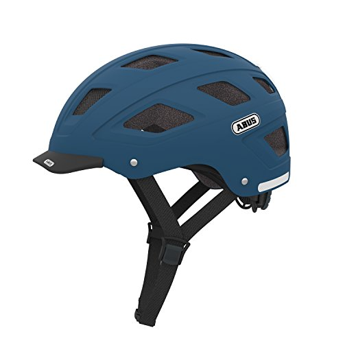 Amazon.com : ABUS Hyban Urban Helmet with Integrated LED ...