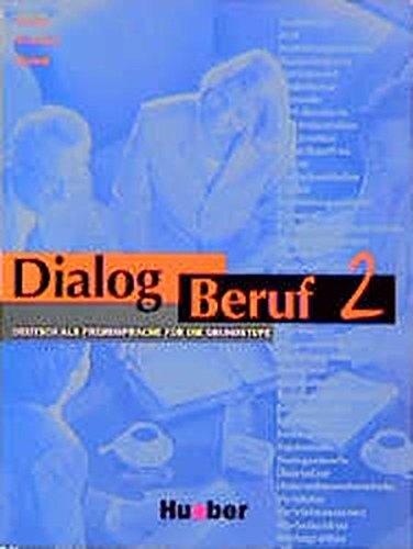 Dialog Beruf 2, coursebook