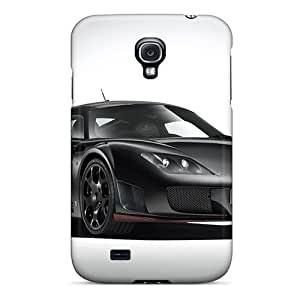 Cute Tpu Scotansen Cars Noble M Case Cover For Galaxy S4