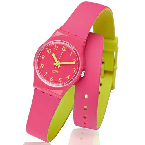 Swatch Biko Roose Ladies Watch LP131