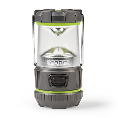 CORE 85 Lumen CREE LED Mini Battery Lantern, 3 AA, Camp Lantern, Emergency Lantern