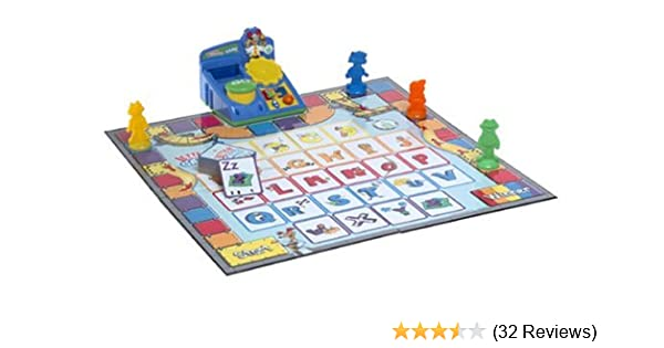 Amazon.com: The Letter Factory Game: Toys & Games