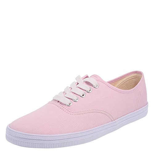 Pink City Women's Light Sneaks Sneaker Classic Bal ZFrwFqY6