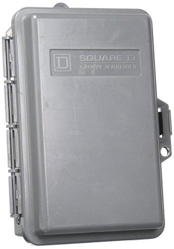 - SCHNEIDER ELECTRIC Enclosed Cir Brkr 120/240-Vac 50-Amp Gfci QOE250GFINM Box Pc Performance F.Disk Dc 5 Slots
