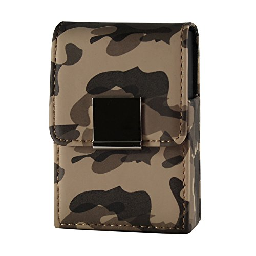 bianco Di Sigarette King 20 La Size Standard Camouflage Lunghezza Per Portasigarette Marrone nXzqpwx4ZI