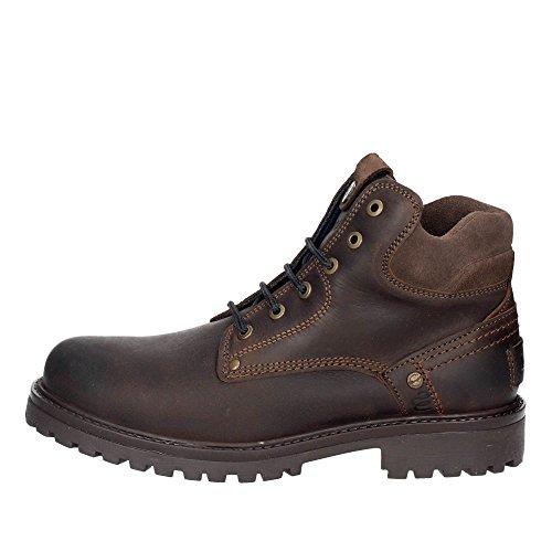Wrangler Boots Yuma, Farbe: dark brown Dark Brown