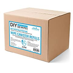 Why wonder what's in your household surface cleaners or hand wipes? Take back control over what you put on your skin or in your home with our DIY Hand & Surface Wet Wipes. We believe there's no one better suited to combine the very best n...
