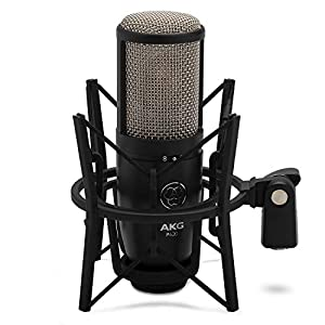 AKG P420 Condenser Microphone with Knox Studi...