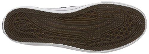 Dockers by Gerli Unisex-Kinder 38ay602-790200 Sneaker Grau (Grau 200)