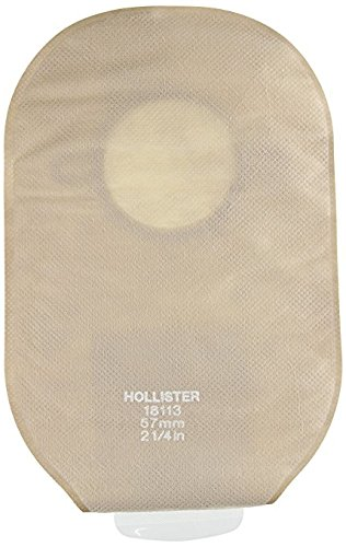 Ostomy Pouch, Drainable Lock 'n Roll, 12
