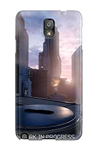 For Galaxy Protective Case, High Quality For Galaxy Note 3 Halo 5: Guardians Skin Case Cover 2980702K50403179