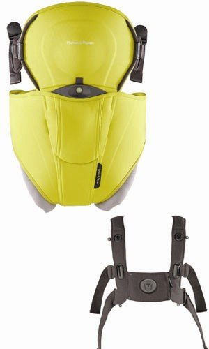 44205a5d86b Amazon.com   Mamas   Papas Morph Baby Carrier - Baby Pod in Lime ...