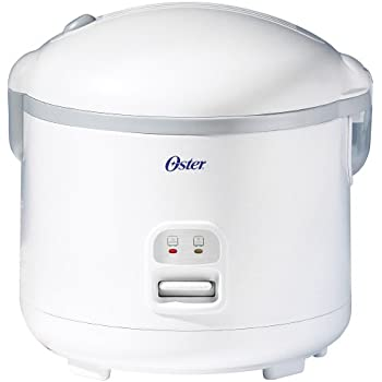 amazon com oster 20 cup rice cooker white 004715 000 000 rh amazon com oster food steamer manual 5711 oster food steamer manual 5711