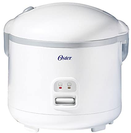 amazon com oster 20 cup rice cooker white 004715 000 000 rh amazon com Oster Rice Cooker Recipes Oster Rice Cooker Recipes