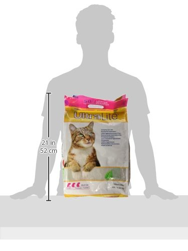 Ultra Lite Cat Litter, Multiple Formula, 10-Pound